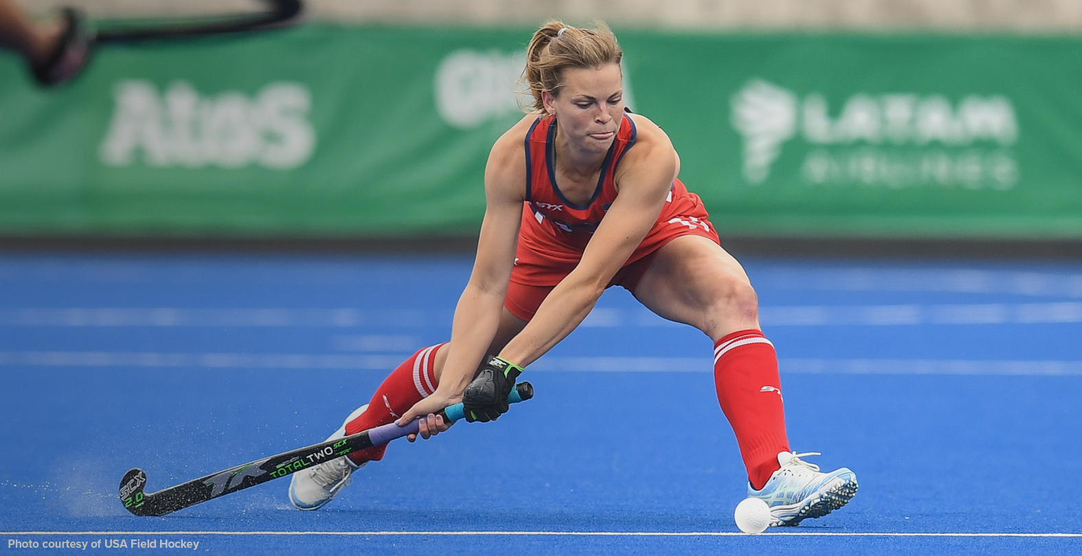 Julia Young - Field Hockey Player - US National Team