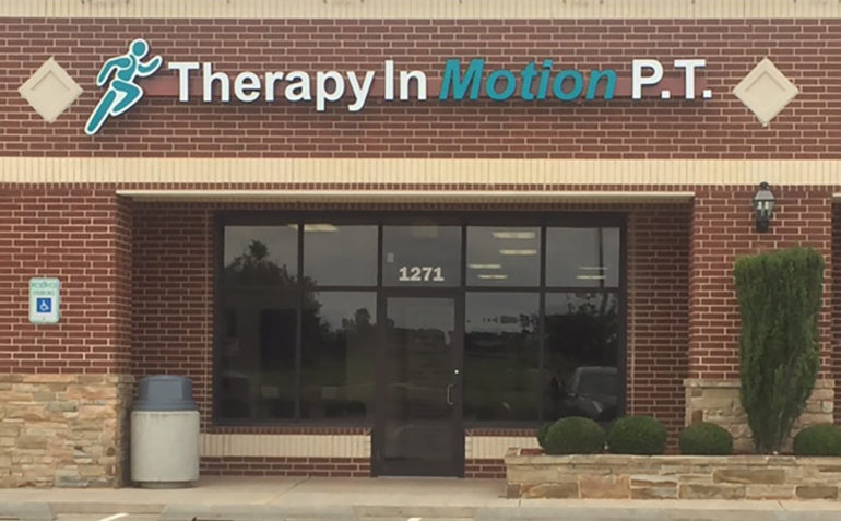 Therapy In Motion Physical Therapy in Edmond, OK Clinic Exterior