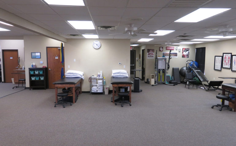 Therapy In Motion Physical Therapy in East Norman, OK Treatment Tables