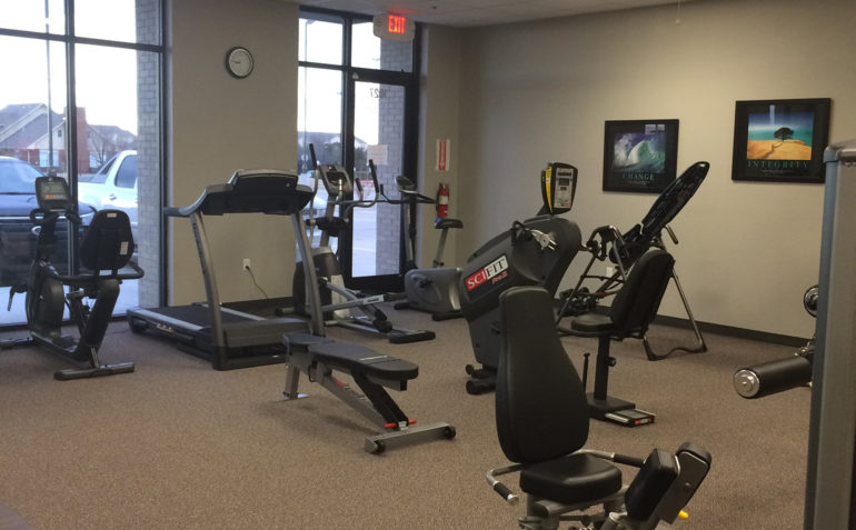 Therapy In Motion Physical Therapy in Moore, OK Exercise Equipment