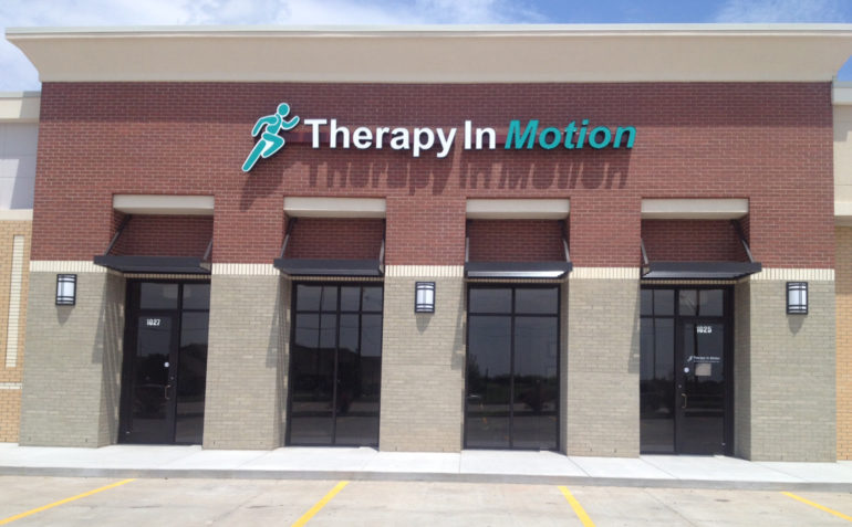 Therapy In Motion Physical Therapy in Moore, OK Clinic Exterior