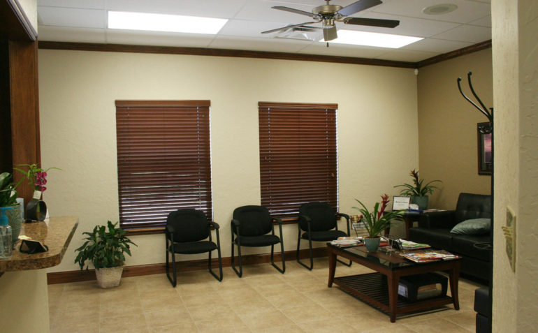Therapy In Motion Physical Therapy in Newcastle, OK Reception Area