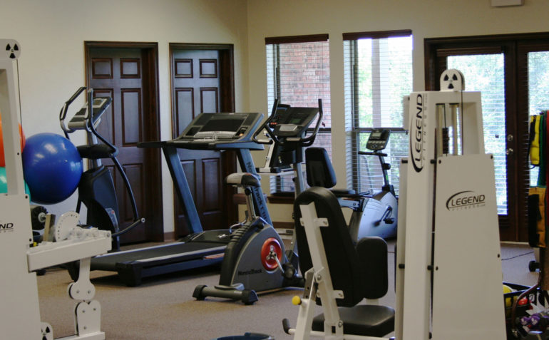 Therapy In Motion Physical Therapy in Newcastle, OK Exercise Equipment