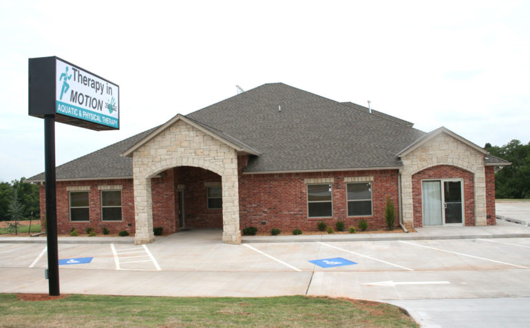 Therapy In Motion Physical Therapy in Newcastle, OK Clinic Exterior