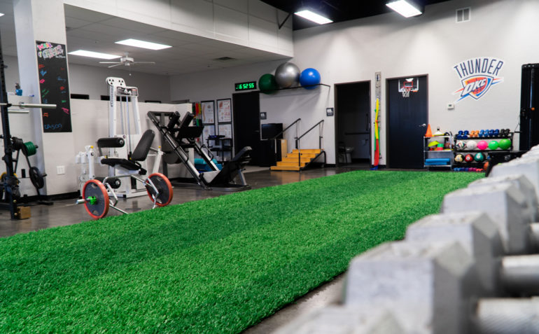 Therapy In Motion Physical Therapy in Edmond, OK Sports Medicine