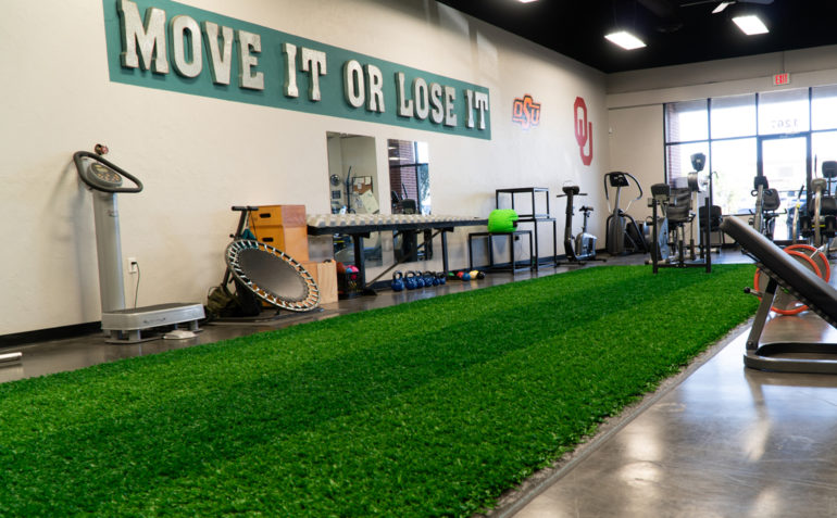Therapy In Motion Physical Therapy in Edmond, OK Sports Performance