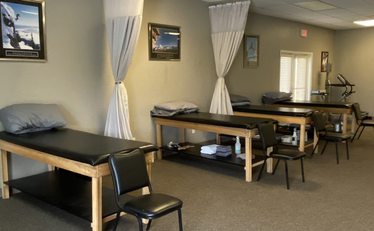 Therapy In Motion Physical Therapy in Norman, OK Physical Rehabilitation Tables
