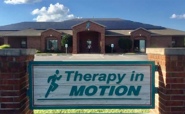 Therapy In Motion Physical Therapy in Norman, OK Clinic Exterior