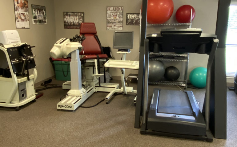 Therapy In Motion Physical Therapy in Norman, OK Sports Medicine
